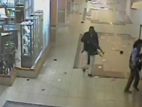 Full video of Nairobi mall massacre reveals terror gunmen shooting shoppers