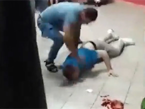 One dead after bar fight breaks out